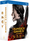 Hunger Games - L'intégrale : Hunger Games + Hunger Games 2 : L'embrasement + Hunger Games - La Révolte : Partie 1 + Partie 2 - Blu-ray