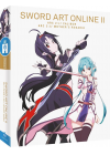 Sword Art Online - Saison 2, Arc 2 & 3 : Calibur + Mother's Rosario (SAOII) (Édition Premium) - DVD