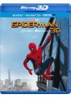Spider-Man : Homecoming (Blu-ray 3D + Blu-ray + Digital UltraViolet) - Blu-ray 3D