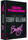 2 films cultes de Tery Gilliam : Zero Theorem + Brazil (Pack) - DVD