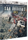 San Andreas (Combo Blu-ray 3D + Blu-ray + Copie digitale) - Blu-ray 3D
