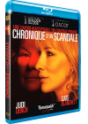 Chronique d'un scandale - Blu-ray