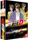 Initial D - Intégrale First Stage + Second Stage - DVD