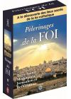 Pèlerinages de la Foi : Jerusalem et Bethléem + Pèlerinage à Medjugorje + Pèlerinage en Terre Sainte (Pack) - DVD