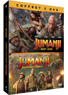 Jumanji : Bienvenue dans la jungle + Next Level - DVD