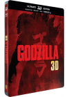 Godzilla (SteelBook Ultimate Édition - Blu-ray 3D + Blu-ray + DVD + Copie digitale) - Blu-ray 3D