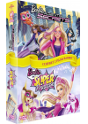 Barbie : Agents secrets + Barbie en super princesse - DVD
