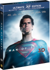 Man of Steel (Ultimate Edition - Blu-ray 3D + Blu-ray + DVD + Copie digitale) - Blu-ray 3D