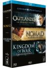 Coffret grand spectacle - Outlander + Nomad + Kingdom of War (Pack) - Blu-ray