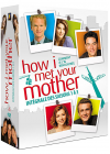 How I Met Your Mother - Intégrale des saisons 1 à 3 (Pack) - DVD
