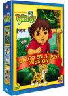 Go Diego! - Coffret super mission (Pack) - DVD