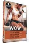 Wow ! : Total Shape + fat Burner - DVD