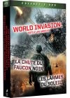 World Invasion: Battle Los Angeles + La chute du faucon noir + Les larmes du soleil (Pack) - DVD
