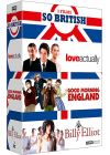 Coffret So British - Good Morning England + Love Actually + Billy Elliot - DVD