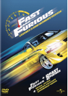 Fast and Furious + 2 Fast 2 Furious (Ultimate Edition) - DVD