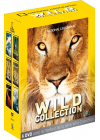 National Geographic - Wild Collection : Amérique sauvage + Inde sauvage + Hawaï sauvage (Pack) - DVD