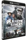La Planète des Singes : L'Affrontement (4K Ultra HD + Blu-ray + Digital HD) - Blu-ray 4K