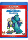 Monstres Academy (Combo Blu-ray 3D + Blu-ray 2D) - Blu-ray 3D