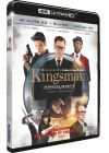 Kingsman : Services secrets (4K Ultra HD + Blu-ray + Digital HD) - Blu-ray 4K