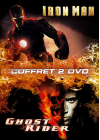 Iron Man + Ghost Rider - DVD