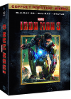 Iron Man 3 (Coffret prestige Iron Man 3 - Blu-ray + Blu-ray 3D + la statuette à monter - Édition exclusive Amazon.fr) - Blu-ray 3D
