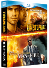 Unstoppable + Man on Fire (Pack) - Blu-ray