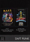 Daft Punk - D.A.F.T. : A Story about Dogs, Androids, Firemen and Tomatoes + Interstella 5555 (Édition Limitée) - DVD