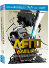 Afro Samurai + Afro Samurai Resurrection : The Anthology (Director's Cut) - Blu-ray