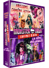 Monster High : La fête des goules + Frisson, caméra, action ! (Pack) - DVD