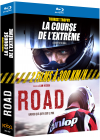 2 films à 300 km/h : Tourist Trophy : la course de l'extrême (Closer to the Edge) + Road (Pack) - Blu-ray