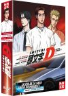 Initial D - Intégrale Extra Stage 2 (OAV) + Fifth + Final Stage - DVD - Sortie le 28 février 2018
