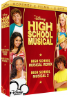 Coffret - High School Musical 1 + 2 - DVD