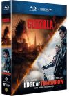 Edge of Tomorrow + Godzilla (Blu-ray + Copie digitale) - Blu-ray