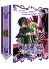 Code Geass - Lelouch of the Rebellion R2 - Intégrale Saison 2 (Édition Collector) - DVD