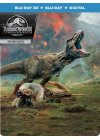 Jurassic World : Fallen Kingdom (Combo Blu-ray 3D + Blu-ray + Digital - Édition boîtier SteelBook) - Blu-ray 3D