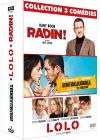 "Dany Boon - Coffret : Radin + Lolo + Eyjafjallajökull ... sinon dites ""Le volcan"" (Pack) - DVD"