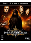 Les Trois Mousquetaires (Combo Blu-ray 3D + DVD) - Blu-ray 3D