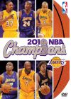 NBA Champions 2009-2010 Los Angeles Lakers - DVD