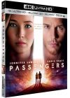 Passengers (4K Ultra HD + Blu-ray 3D + Blu-ray + Digital UltraViolet) - Blu-ray 4K