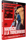 Massacre à la tronçonneuse (Version restaurée 4K) - Blu-ray