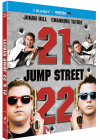 21 & 22 Jump Street (Blu-ray + Copie digitale) - Blu-ray