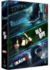 Coffret Action Asiatique - Collection de 3 films - The Villainess + Raid 2 + Old Boy (Pack) - DVD