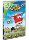 Super Wings - Saison 1, Vol. 3 : Aventures Africaines - DVD