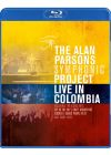 The Alan Parson Symphonic Project : Live in Columbia - Blu-ray