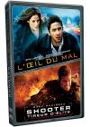 L'Oeil du mal + Shooter - Tireur d'élite (Pack) - DVD