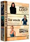 Coffret Histoires vécues : Little Girl Lost + Ma vie volée + Anna Nicole Smith (Pack) - DVD