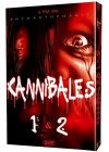 Cannibales 1 + 2 (Pack) - DVD