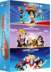 DC Super Hero Girls - Coffret 3 DVD (Pack) - DVD