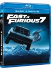 Fast & Furious 7 (Blu-ray + Copie digitale) - Blu-ray