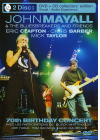 Mayall, John & The Bluesbreakers and Friends - 70th Birthday Concert (DVD + CD) - DVD